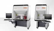FOBA laser marking stations M3000 und M2000 for vision-assisted direct part marking