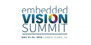 Embedded Vision Summit 2018 Vision Tank finalists announced